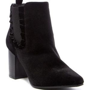 14th & Union Blaine Velvet Boot size 7W